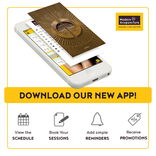 Modern Acupuncture Download Our Mobile App