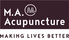 logo m.a. acupuncture
