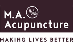 M.A. Acupuncture Logo